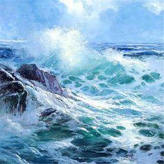 E. John Robinson: painter of the seas