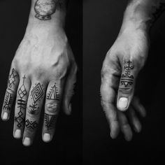 berber tattoos - Google Search