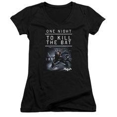 Batman Arkham Origins/One Night Junior V-Neck in
