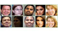 Algoritmo é capaz de reconhecer rostos com mais precisão do que os humanos - Ciência - Notícia - VEJA.com