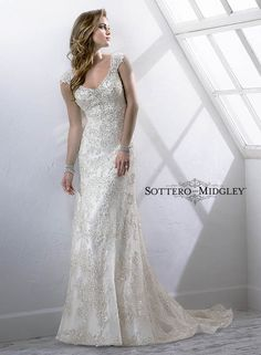 From the talented designers that created Maggie Sottero, the stunning fashion label Sottero and Midgley was born. The avant-garde styling, winning fit, quality and selection have defined the Sotter…