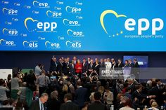 European Peoples Party Congress In Madrid Stock Pictures, Royalty-free Photos & Images