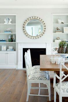 Queensland Homes Blog. Real Home: Blue Daze...gorgeous shelving