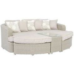 5-Piece Monterey Patio Seating Group