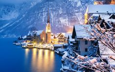 Top 10 Most Romantic Towns in Europe