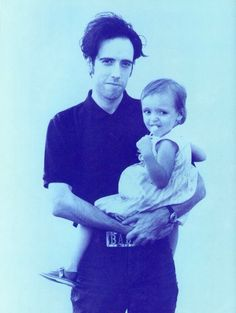 Mick and his daughter