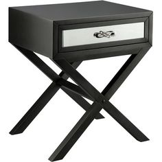 I pinned this Hathaway End Table from the Classic Chic: Black & White event at Joss and Main!