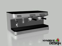 This set contains a barista espresso machine, 4 decorative barista tools and a display mat that has 12 container slots for small decorative objects.  Found in TSR Category 'Sims 3 Downloads'