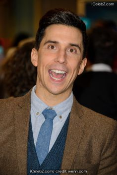 Russell Kane  The UK premiere of Captain America: The Winter Soldier at Westfield http://www.icelebz.com/events/the_uk_premiere_of_captain_america_the_winter_soldier_at_westfield/photo78.html