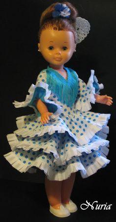 Pasarela de Nancy: Mis diseños de flamenca para Nancy