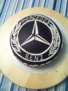 Mercedes Benz AMG Cake