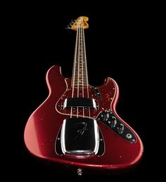 Fender 64 Jazz Bass Relic CAR CO