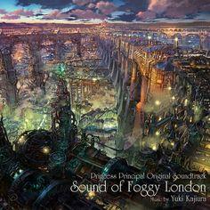 """Princess Principal Original Soundtrack """"Sound of Foggy London"""""""