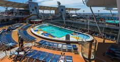 Veja como é o maior navio de cruzeiro do mundo
