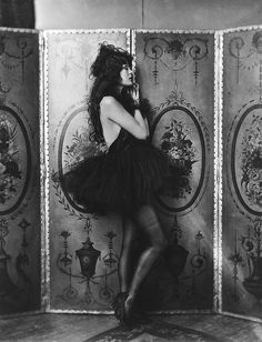 Dolores Costello,  Ziegfeld Girl in one of my favorite images. Photo by Alfred Cheney Johnston