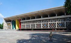 Chandigarh High Court - Le Corbusier