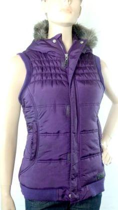 Burton Sly Puffy Vest Women's Snowboard Dryride Ski Waterfproof Jacket Small | eBay