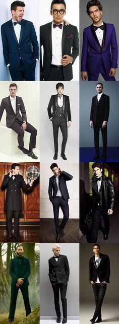 Men's Tuxedo Lookbook