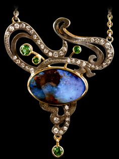 During the reign of Queen Elizabeth the opal was regarded as a stone with as many positive virtues asit has the hues and colors of every other stone and brought only joy and good fortune.
