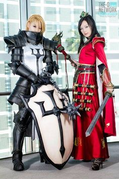 Diablo 3 - Reaper of Souls  Crusader - Tasha Cosplay Wizard- Doremi Cosplayer  Photo: Roger Lee Photography