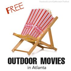 Atlanta's best family-friendly outdoor movie series is back for 2015. Movies In The Park ™ features Hollywood blockbuster films shown under the stars in unique and historic locations.  Family flicks will be started before dark and be shown on a huge inflatable movie screen.  Atlanta, Canton, Woodstock, Alpharetta, Dawsonville, Cumming.  Sponsored by Northside Hospital and Southern Outdoor Cinema.
