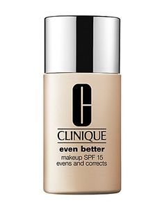 Clinique Even Better foundation.  Evens skin tone and helps fade dark spots in 4-6 weeks.  It works!