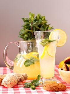Acqua di zenzero piccante senegalese