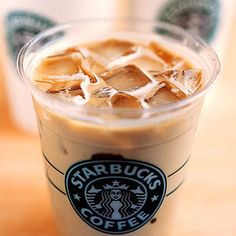 Iced Latte ... Oh how i love you <3