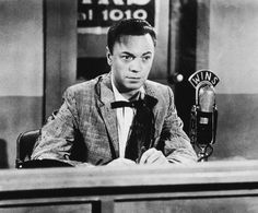 """Alan Freed is the radio DJ credited with creating the term, """"Rock and Roll."""" His career was cut short by the payola scandal that rocked the radio/recording music business in the late Alan Freed, American Bandstand, Ford, Old Music, Rockn Roll, Bbc Radio, Bruce Springsteen, All About Time, Culture"""