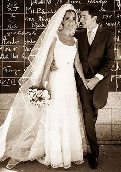 robe dé mariée vintage bohème en crepe de soie et dentelle de calais #creationsurmesure #mariage #mariee #haute-couture #paris #createur #robedemarieeunique
