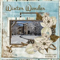 Winter Wonder Dana's Footprint Digital Design WISHES & DREAMS  http://www.godigitalscrapbooking.com/shop/index.php?main_page=product_dnld_info&cPath=29_210&products_id=25949 Template - Jen C Designs LIFE'S SNAPSHOTS Vol 7
