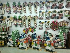 Holiday wood crafts sold by Frugal Frog Wooden Christmas Trees, Christmas Signs, All Things Christmas, Christmas Crafts, Christmas Decorations, Christmas Ideas, Holiday Wood Crafts, Crafts To Sell, Holiday Crafts