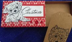 HOW-TO: Creating a Matchbox using the Envelope Punch Board Tutorial!