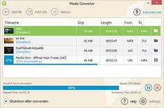Icecream Media Converter: software gratis para convertir audio y vídeo