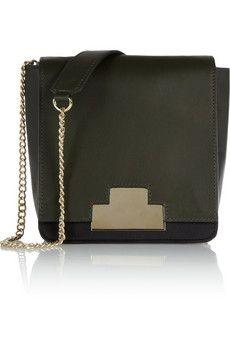 Iris - Mayfair leather shoulder bag