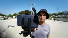Learn to Shoot Crazy Skate Videos with a Phone on NKA - http://DAILYSKATETUBE.COM/learn-to-shoot-crazy-skate-videos-with-a-phone-on-nka/ - In this weeks episode of NKA , Nigel Alexander teaches you how to shoot awesome skate videos with your phone. Learn how to create a rig using a selfie stick and even helpful tips on camera positioning and placement. There'll be no excuse for janky cellphone footage after watching this episode. - crazy, learn, Phone, shoot, skate, videos