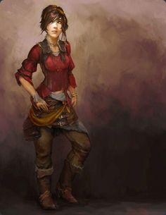 Leah (Diablo 3)