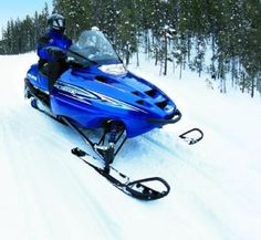 Minnesota Snowmobiling Trails and Tips