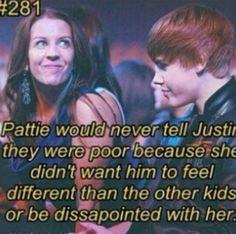 #Bieberfacts, aww <3