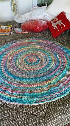 Rings Of Change Baby Blanket