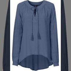 Divino não ?   Túnica de viscose azul manga longa com decote redondo  COMPRE AQUI!  http://imaginariodamulher.com.br/look/?go=2hAx6HC  #comprinhas #modafeminina#modafashion  #tendencia #modaonline #moda #instamoda #lookfashion #blogdemoda #imaginariodamulher