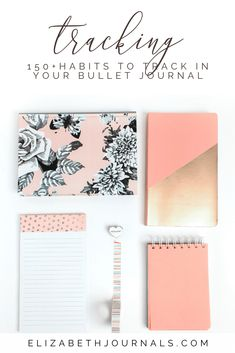 There are dozen upon dozens of different things you can track in your bullet journal. This article is full of habit tracking inspo and more! Bullet Journal Lettering Ideas, Bullet Journal Mood Tracker Ideas, Bullet Journal Contents, Bullet Journal Hacks, Bullet Journal Layout, Bullet Journal Inspiration, Bullet Journals, Junk Journal, Journal Ideas