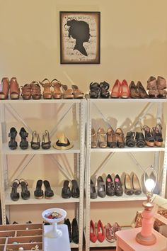 Dinau0027s Days: Turning A Spare Room Into A Walk In Closet | Closet Of My  Dreams | Pinterest | Spare Room, Room And Dressing Room