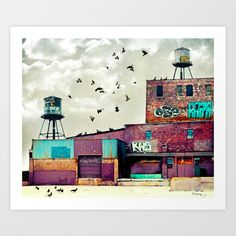 Factory #1 by Tim Jarosz