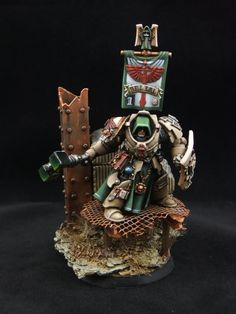 Belial Master of the Deathwing
