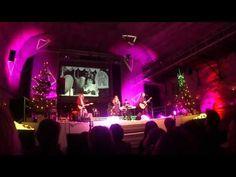 Frank Schöbel Konzert 500 Meter unter der Erde 12.12.15 Bergwerk Merkers