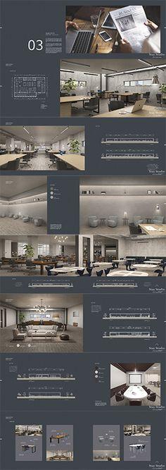 56 Ideas For Design Office Layout Interior Design Presentation, Interior Design Layout, Presentation Layout, Layout Design, Portfolio Presentation, Interior Sketch, Portfolio Design, Portfolio Layout, Estilo Art Deco