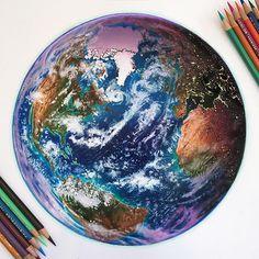 Earth Study | Morgan Davidson