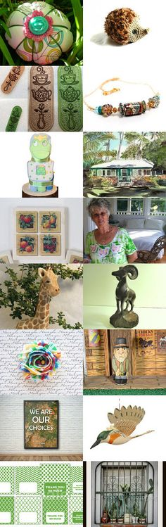 We Are Our Choices by Carol Lade on Etsy--Pinned+with+TreasuryPin.com