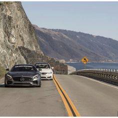 ¿Con cuál os quedáis? #dadriver  #BMW or #Mercedes @bmwespana  @mbenzespana